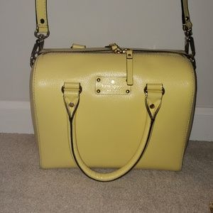 Kate Spade Yellow Bag